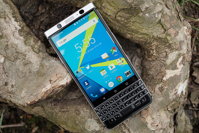 BlackBerry KEYone coming to Sprint on July 14