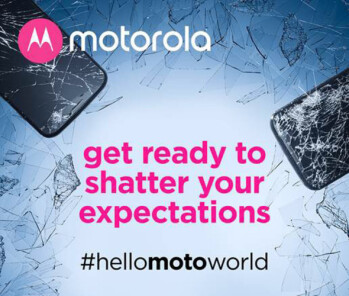 The reference to the shattershield screen hints that the Moto Z2 Force will be unveiled on July 25th in New York City