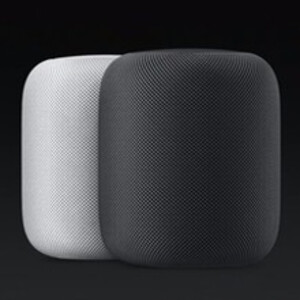 Rumors say that the Echo 2 will resemble Apple's HomePod