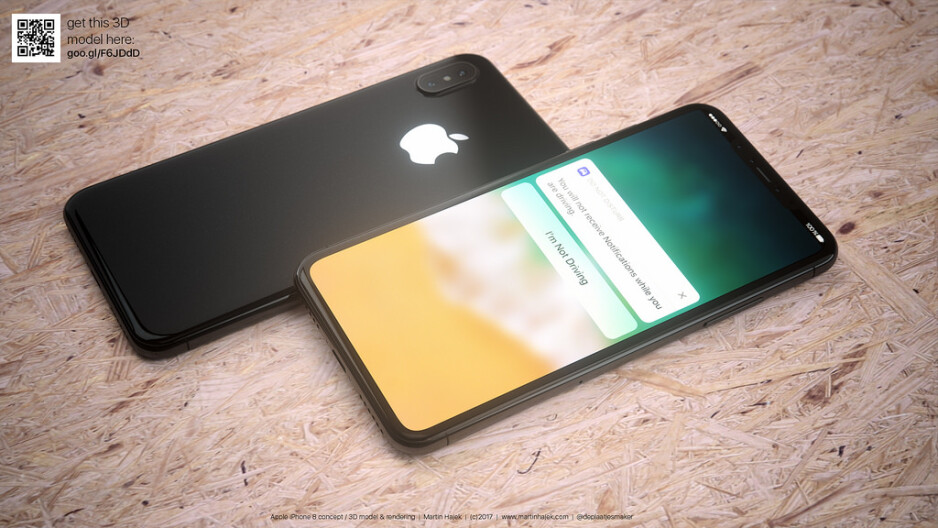 A fanmade concept for the iPhone 8 - The iPhone 8 could be delayed by more than three weeks, Bank of America analysts say