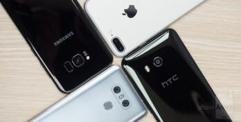 Best smartphone cameras compared: HTC U11 vs Galaxy S8+, iPhone 7 Plus, LG G6