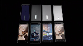Nokia 9, 8, 7, and 2 chipsets have allegedly leaked online