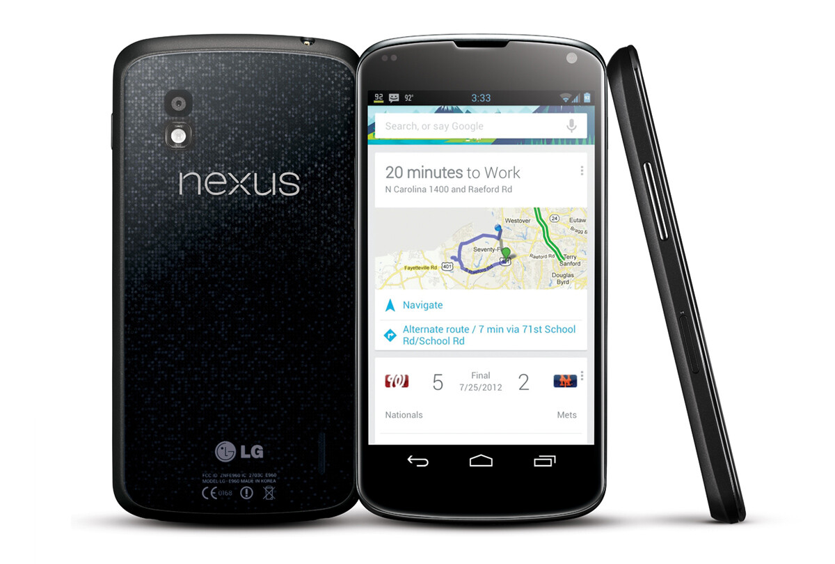 One of the first phones to ship with flagship grade specs for a great price wast the LG Nexus 4