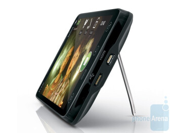 The 4G/3G-capable HTC EVO 4G will be available this Summer by Sprint