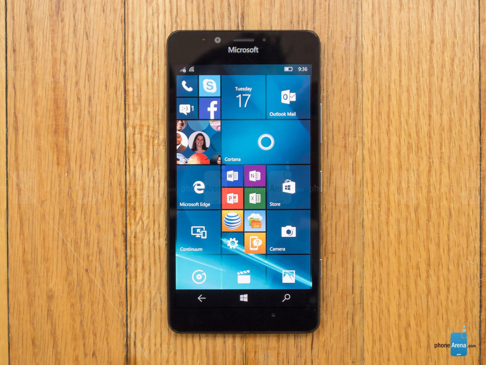 Microsoft's Lumia