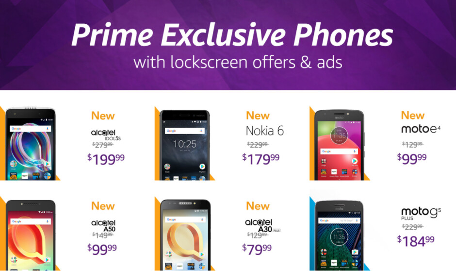 Would you buy a discounted phone if the retailer uses it to serve you regular ads in exchange?