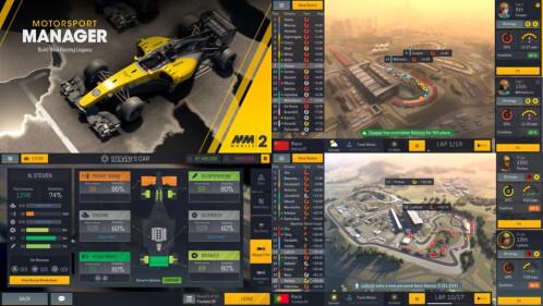 Motosport Manager Mobile 2