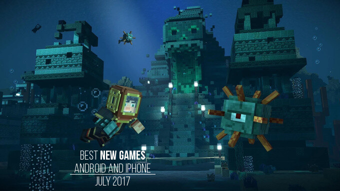 Best new Android and iPhone games (mid July 2017)