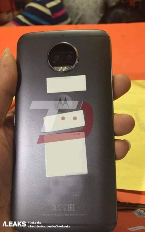 More Moto G5S Plus images show up online