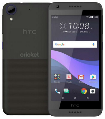 The HTC Desire 555 is now available from Cricket for $119