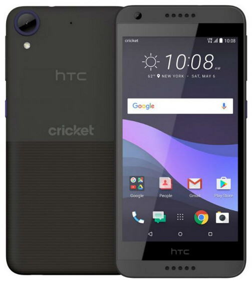 The HTC Desire 555 is now available from Cricket for $119 - HTC Desire 555 now available in the U.S. exclusively from Cricket Wireless