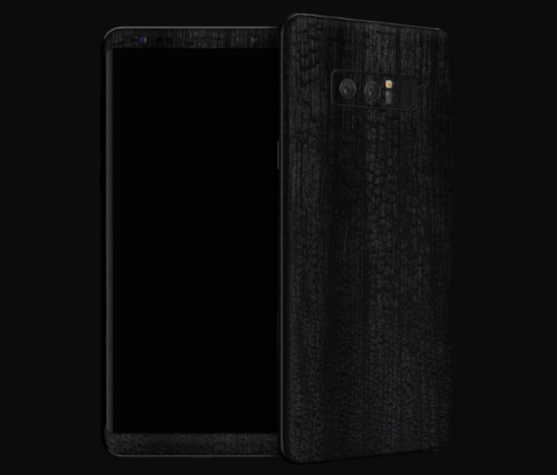 New dbrand skins for the Samsung Galaxy Note 8