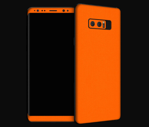 These dbrand Galaxy Note 8 skins might reveal the design of