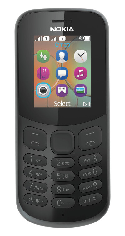 The all new Nokia 130