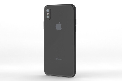 iPhone 8 renders based on leaked CAD schematics