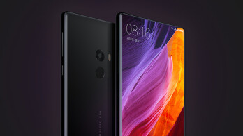 You can't say the words 'Xiaomi' and 'display' without also mentioning the Xiaomi Mi MIX
