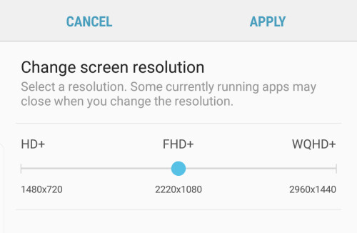 FHD+ is just enough