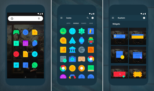 Aivy icon pack