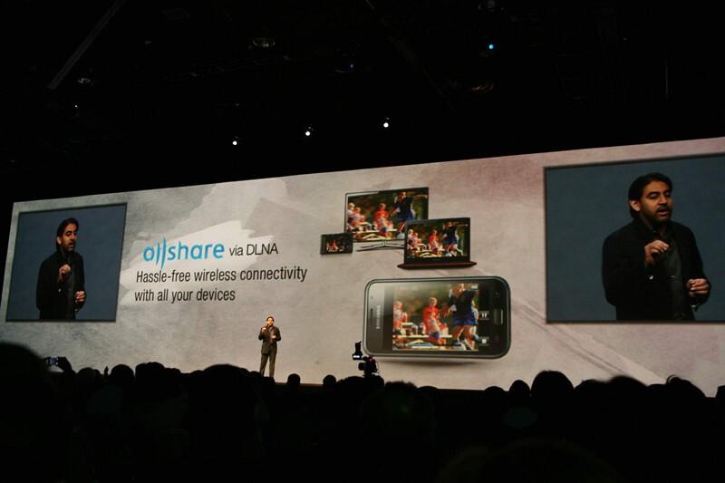 Samsung Galaxy S - CTIA 2010: Live Report