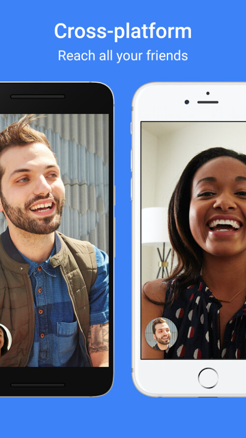 Google's streaming video chat app Duo has been downloaded 100 million times