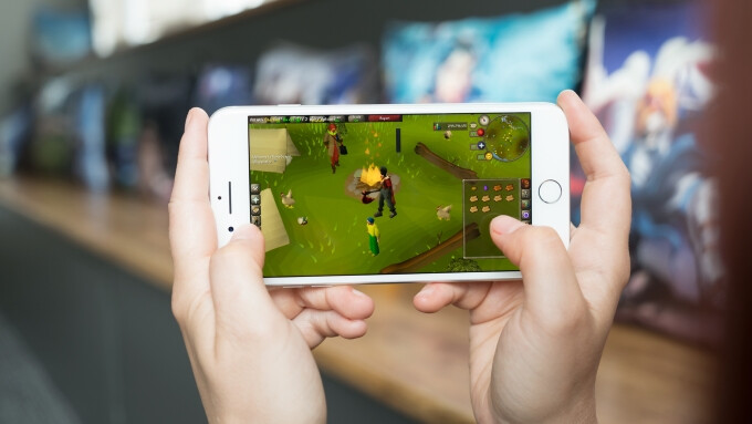 Image courtesy of Engadget - Iconic MMORPG RuneScape is coming to mobile this winter