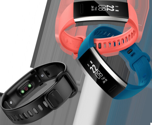 Huawei Band 2 and Band 2 Pro