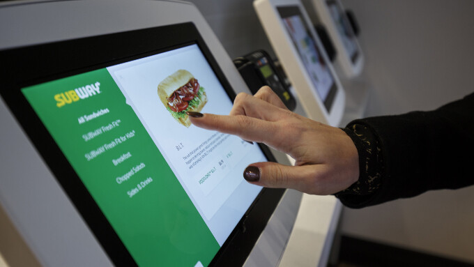 The future is now: Subway launches self-order kiosks, supports Apple Pay and Samsung Pay