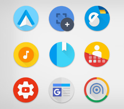 Check out these premium Android icon packs, now free for a limited time on Google Play!
