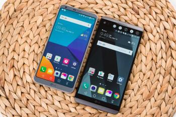 LG G6, LG V20