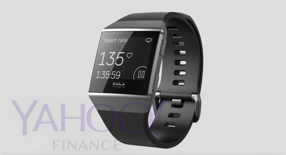Fitbit confirms its smartwatch will arrive later this year, but LTE support is no go