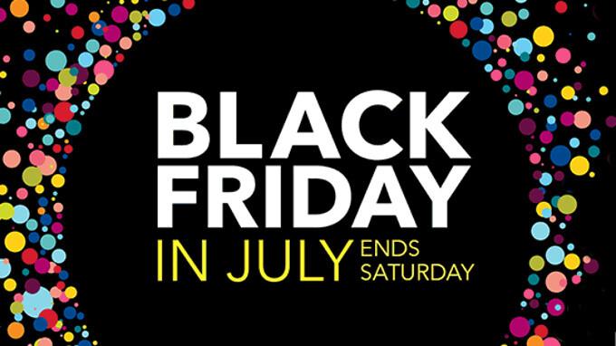 Best Buy Hosts Massive Black Friday In July Sale Phonearena