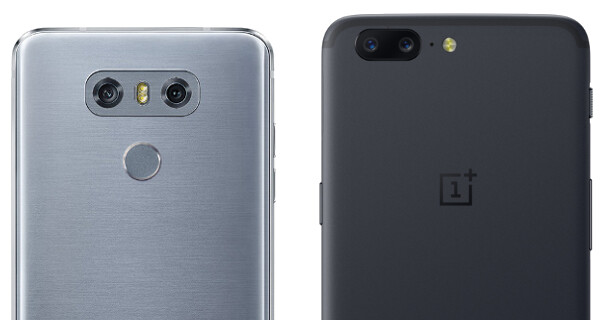 Results: same price, different beasts – would you buy the LG G6 or OnePlus 5?