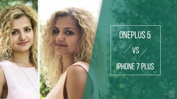 OnePlus 5 vs iPhone 7 Plus: Portrait modes compared