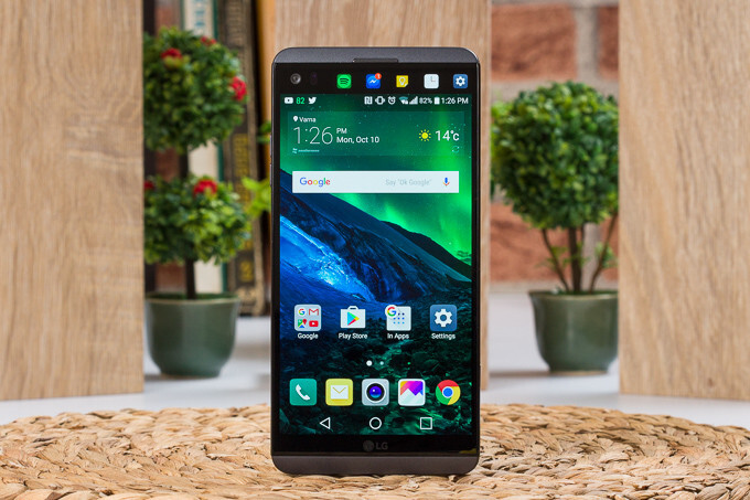 Verizon pushes new update to LG V20, see what's changed