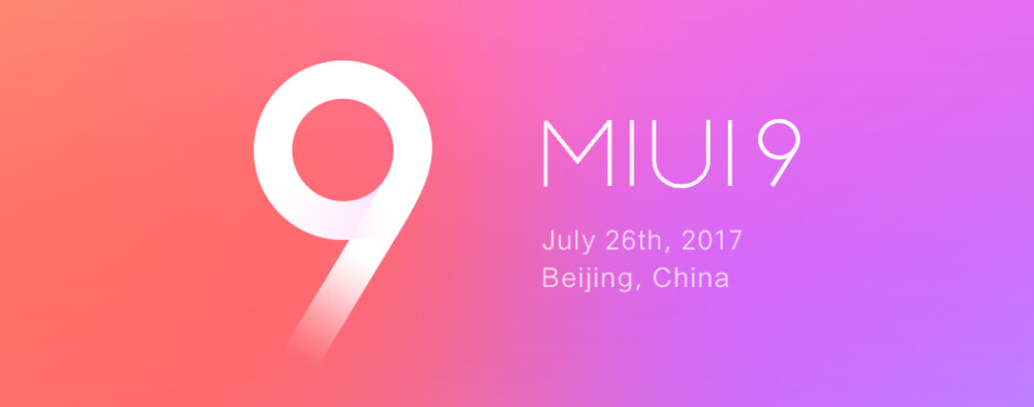 Xiaomi previews MIUI 9: split-screen mode, new lock screen, see all the latest features here