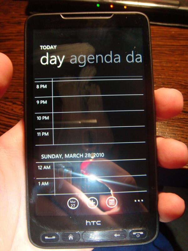 HTC HD2 seen getting Windows Phone 7 Series treatment