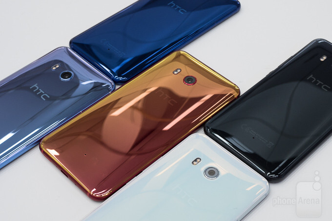HTC U11 128 GB launches in the US this week, U Ultra will cost just $499