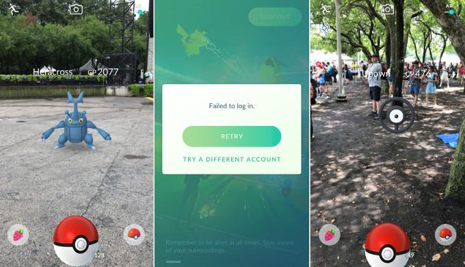 Not me, it's you! Verizon blames Niantic for the Pokémon Go Fest trainwreck