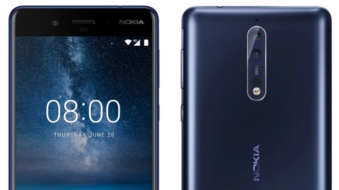 Nokia 8, is that you? HMD sends out press invites for a 'milestone' August 16 event