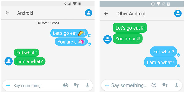 Soon, Android users will be able to see the newest emoji regardless of Android version