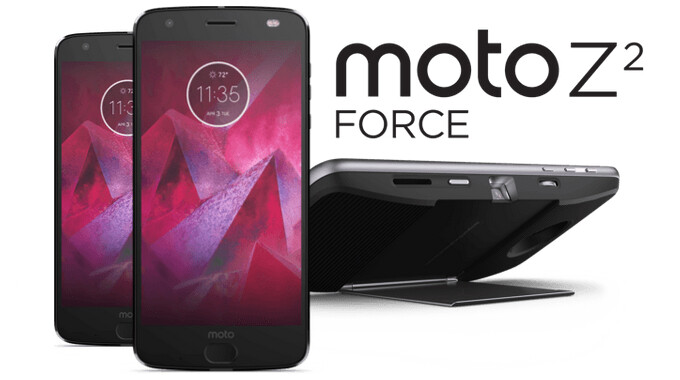 Sprint's Moto Z2 Force launches on August 10, you can lease 2 for the price of 1