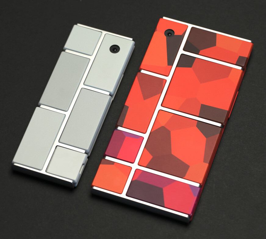 Project Ara is Google's failed modular phone effort. - The Moto Z2 Force keeps the modular phone alive, but it's a doomed concept anyway