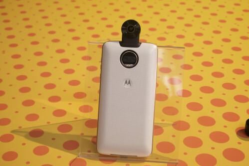 360 Camera Moto Mod