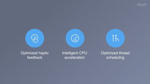 MIUI 9 is official - here are some of the new features
