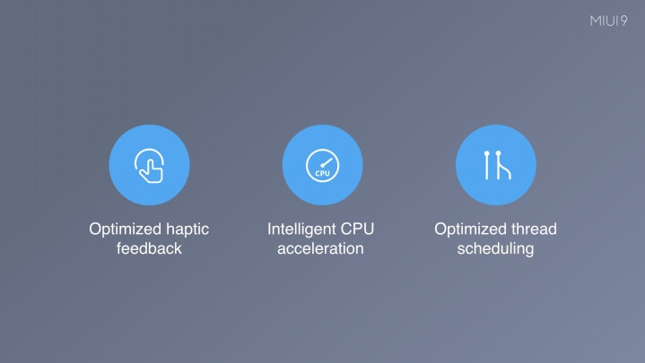 There's nothing better than some neat under-the-hood tweaks - MIUI 9 is official: Split-screen multitasking, performance enhancements, a smart assistant on deck