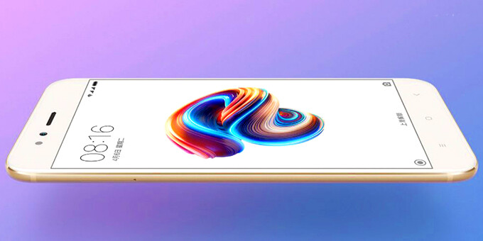 """Xiaomi Mi 5X is here: 5.5"""" display, Snapdragon 625, dual-camera, and 64GB of storage"""