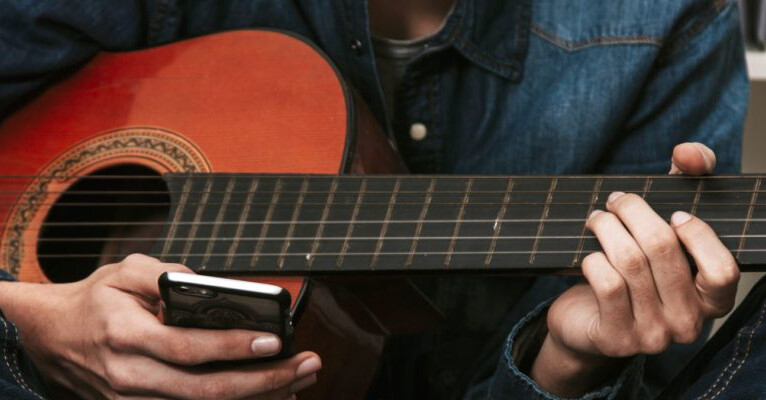For guitar players with an iPhone: this app is great for
