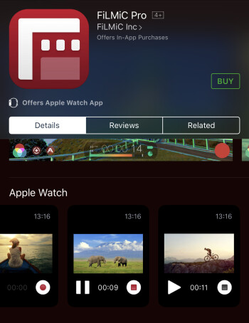 3rd party app developers are free to add Watch support