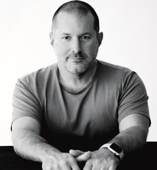 Apple Chief Designer, Jonathan Ive