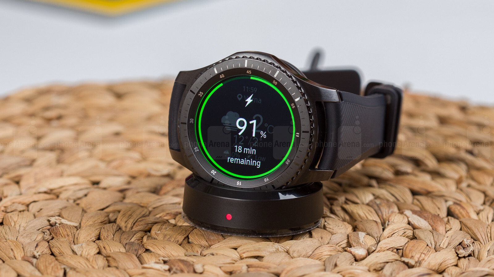 more photos 0dd76 2ab69 Using a Samsung Gear S3 with iPhone — what are the differences to ...